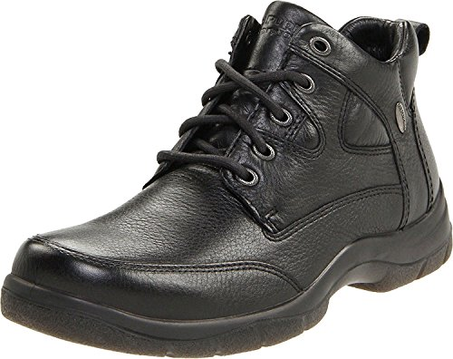 Hush Puppies Mens Endurance Boot, Black, 40 D(M) EU/6 D(M) UK