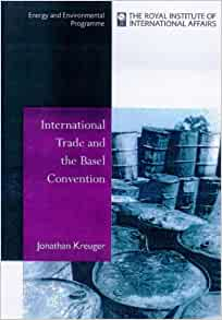 krueger international trade and the basel convention pdf