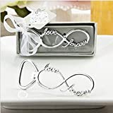 Wedding Favor for Guests,WeddParty 36pcs Love Forever Beer Bottle Opener Party Favors with Tag and Exquisite Packaging for Bride Baby Shower,Birthday Gift & Party Decorations Supplies (36pcs)