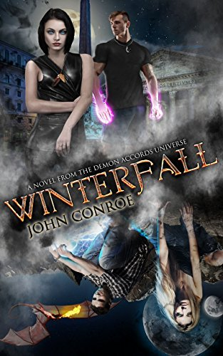 Winterfall: A novel of the Demon Accords cover
