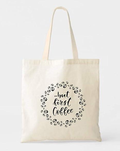 Coffee Tote Bag Espresso Art Cafe Tote bag Coffee Lover Tote Coffee Tote more than coffee I love you Cafe Amore Tote Coffee Book Bag