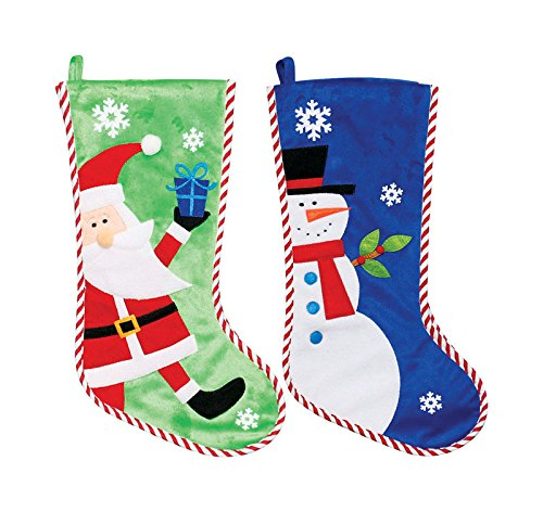 - Velour Stockings 21