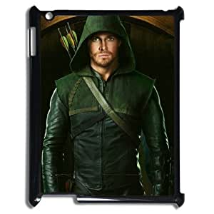 Best Phone case At MengHaiXin Store Hot TV Green Arrow Pattern 317 For Ipad 2/3/4 Case
