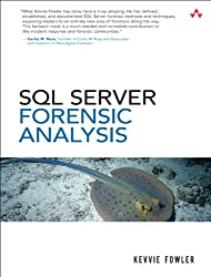 SQL Server Forenisc Analysis