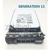 DELL 400-AHJD - Dell 400-AHJD 8TB 12Gbps 7.2K RPM Enterprise SAS HDD Kit KG1CH -