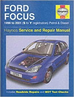 ford focus service  repair manual service repair