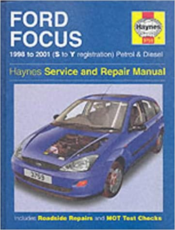 2001 ford focus workshop oem service diy repair manual