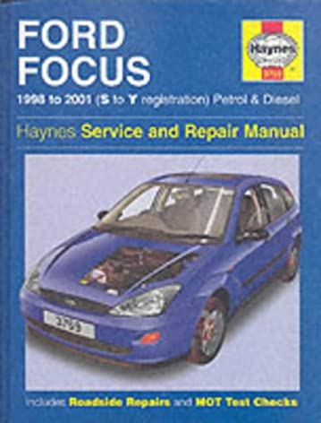 ford focus service and repair manual service repair manuals rh amazon co uk Ford Mondeo Trunk Space Ford Mondeo 2015
