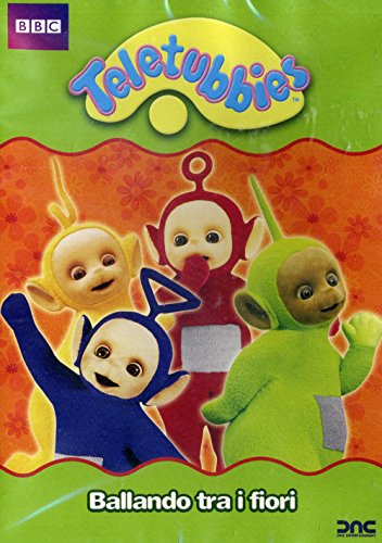 Amazon.it teletubbies ballando tra i fiori: acquista in dvd e