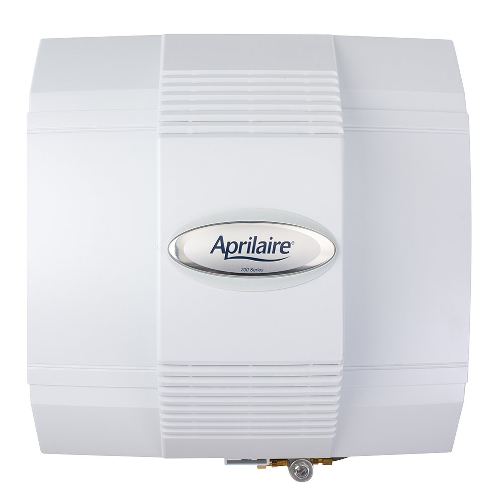 Aprilaire 700M Whole House Fan Powered Humidifier, Manual High Output Furnace Humidifier