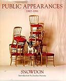 Public Appearances, 1987-1991, Snowdon, 0865651302