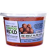 ComposiMold RE-MELT to RE-USE Mold Making Material - Firm 1 pcs sku# 1874623MA