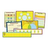 Carson-Dellosa 3265 Graphic Organizer Chart 6 Charts 29''x17''x.125 Multi