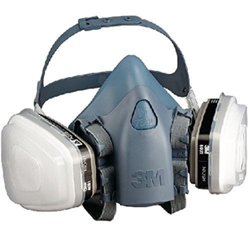Professional Series Half Facepiece Paint Spray Packout,