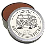 Road Trip Soap-100% Natural & Hand Made. Scented with Essential Oils. Handy Travel Gift Tin. Great For VW Camper Lovers.