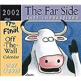 The Far Side Last Impressions 2002 Calendar