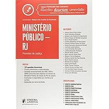 Ministério Público. RJ - Coleção Preparando Para Concursos. Provas Discursivas Comentadas