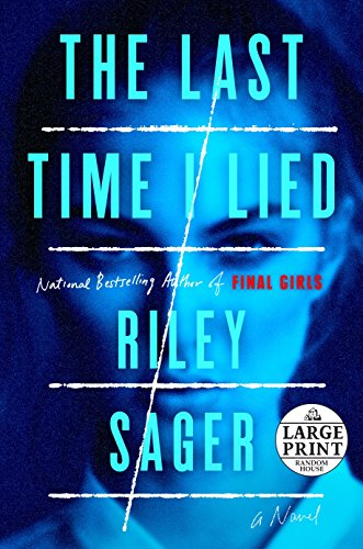 Book Cover: The Last Time I Lied: A Novel
