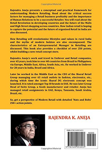 My Experiences In Modern Retail: Amazon co uk: Rajendra Kumar Aneja