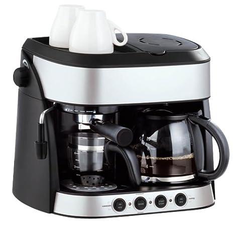 Tv Das Original Coffeemaxx - Cafetera Combinada 3 en 1: Amazon.es ...