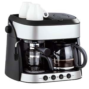 Tv Das Original Coffeemaxx - Cafetera Combinada 3 en 1