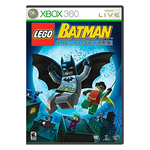 Lego Batman Br - 2008 - Xbox 360