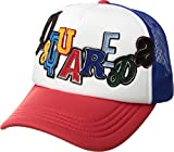 DSQUARED2 Men's Multicolor Logo Baseball Cap Multi One Size