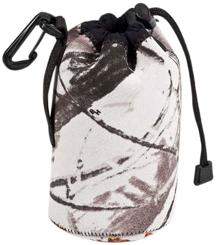 LensCoat LCLPXSSN LensPouch X Small (Realtree AP Snow)