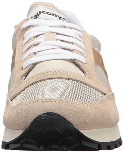 Chaussures Vintage Gris Saucony Femme De tan Original cem Gymnastique 26 Jazz gqx0Z06wnt
