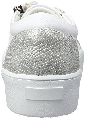 La Strada 030024 - Zapatillas Mujer Weiß (White)