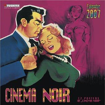 Cinema Noir 2007. Media Illustration