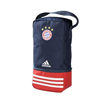 ad61b58987 adidas Unisex s FCB Shoebag Fc Bayern Munich Shoes Bag