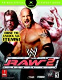 WWE Raw 2, Prima Temp Authors Staff and Bryan Stratton, 0761543384