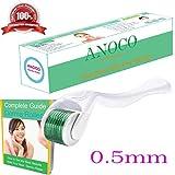Premium Derma Roller with 540 Micro Needle Roller Titanium Derma Roller Kit Micro