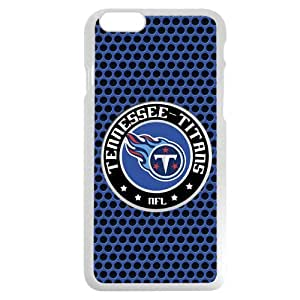 "UniqueBox Customized NFL Series Case for iPhone 6 4.7"", NFL Team Tennessee Titans Logo iPhone 6 4.7"