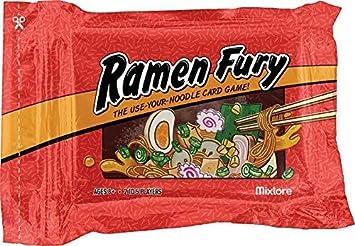 Prospero Hall ASMRA01EN Ramen Fury, varios colores , color/modelo surtido: Amazon.es: Juguetes y juegos
