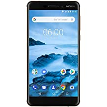 Nokia 6.1 (2018) - 32 GB - Unlocked Smartphone (AT&T/T-Mobile) - 5.5