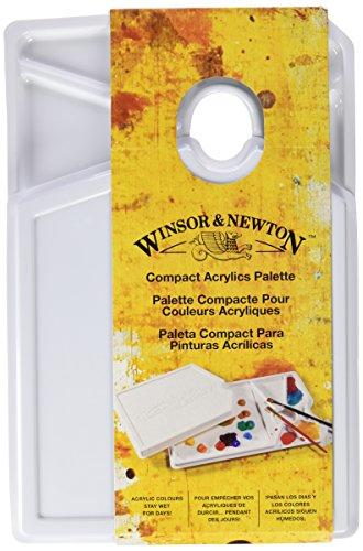 (Compact Acrylic Palette)