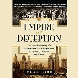 Empire of Deception Audiobook