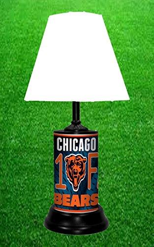 CHICAGO BEARS TABLE LAMP Chicago Bears Table Lamp