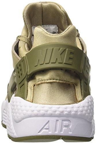 Air Huarache Olive Khaki Khaki White Nike Ginnastica da Scarpe Verde Uomo Medium CRUxpd