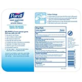 PURELL Hand Sanitizer Wipes Alcohol
