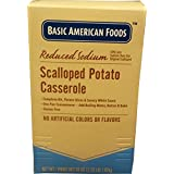 Basic american foods Scalloped Potatoes, 1.02 kg