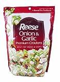 Reese Premium Croutons Onion & Garlic -- 6 oz