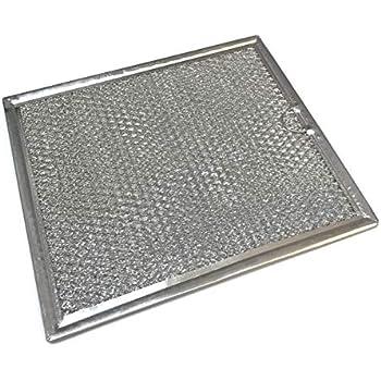 Amazon.com: Filtro de aire de grasa para microondas Samsung ...