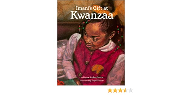 Imanis Gift at Kwanzaa