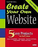 Create Your Own Website, Scott Mitchell, 0672328267