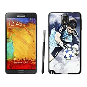 Beautiful Custom Designed Cover Case For Samsung Galaxy Note 3 N900A N900V N900P N900T With Iker Casillas Phone Case
