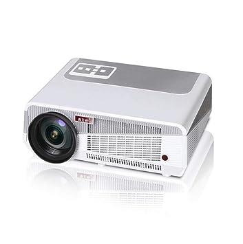 Proyector WiFi Smart Home 1080P HD proyector: Amazon.es: Electrónica