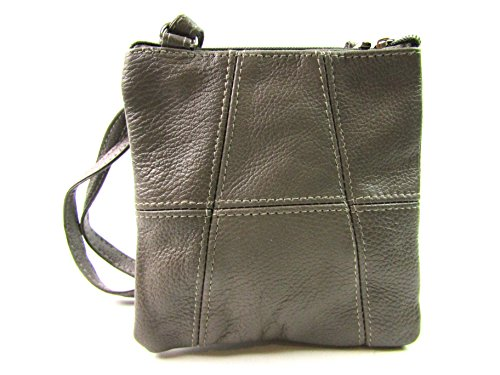 Ladies Leather Bag Crossbody Crossbody Bag Ladies Leather Taupe Taupe vrEP1wqv